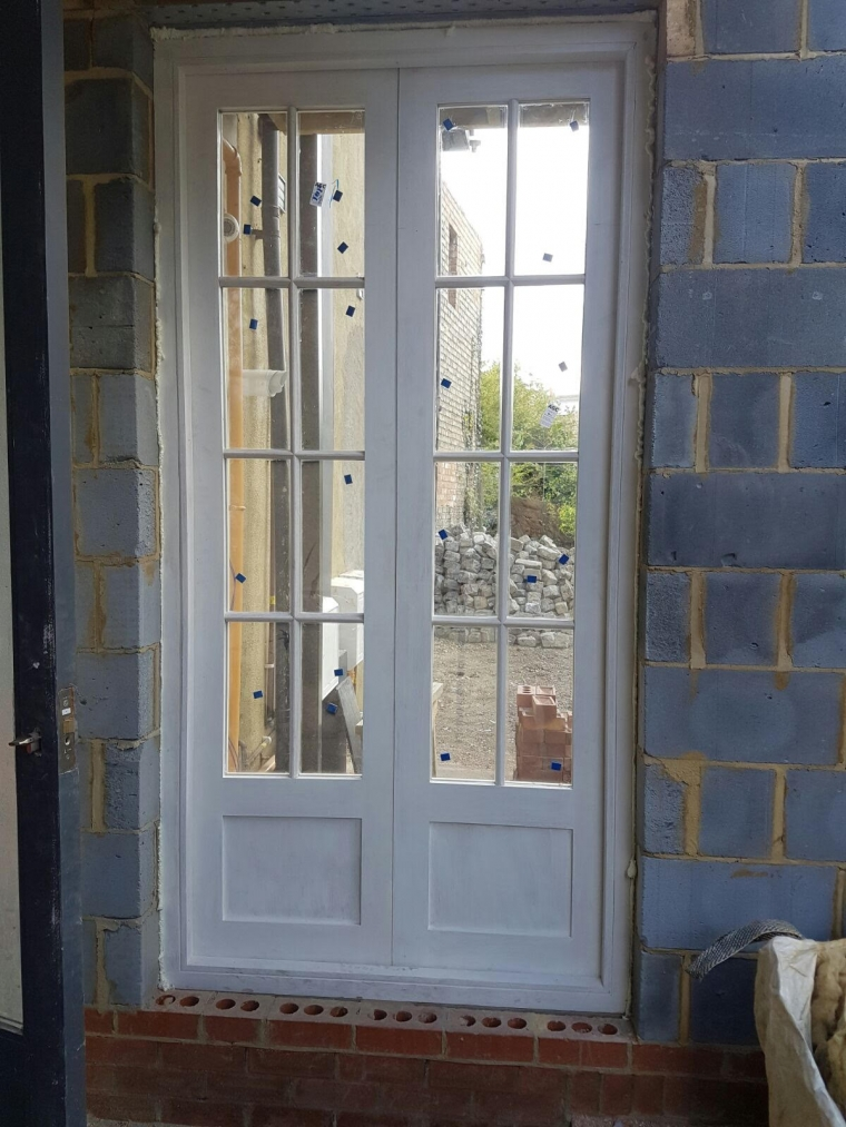 Have a Question? Send Us A Message & French Doors - Sash Joinery LTD.